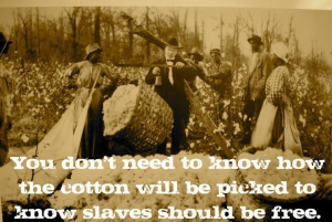 slavery then